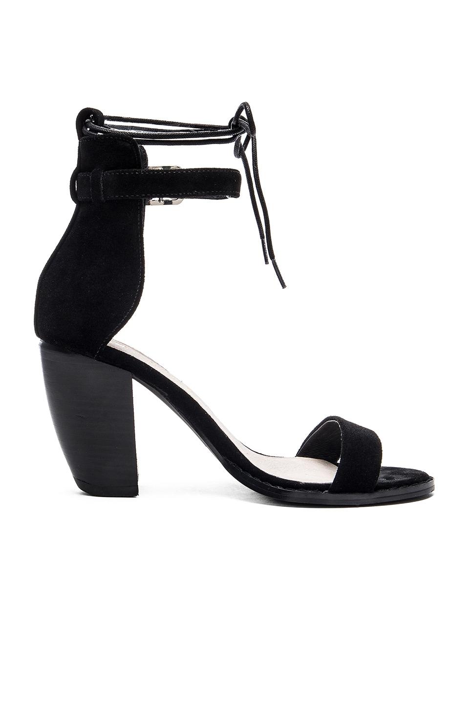 Sol Sana Tally Heel in Black