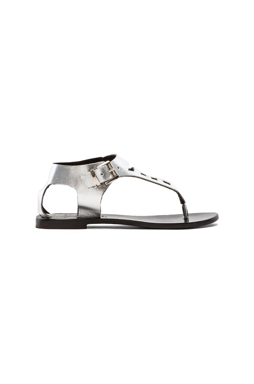 Sol Sana Tay Sandal in Silver