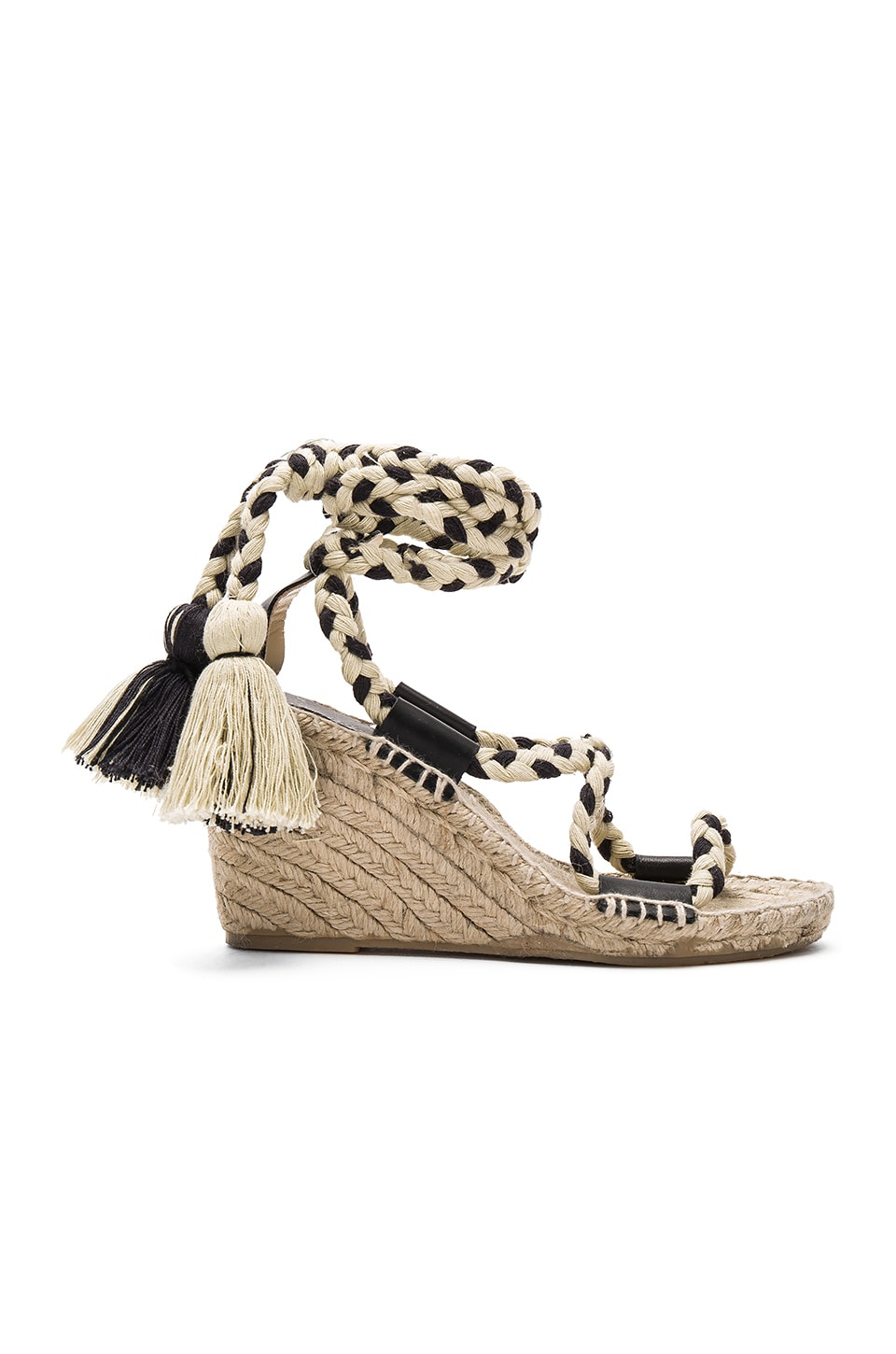 Gladiator Lace Up Wedge at REVOLVE