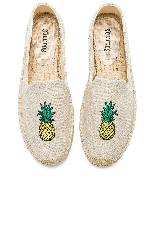Pineapple Smoking Slipper