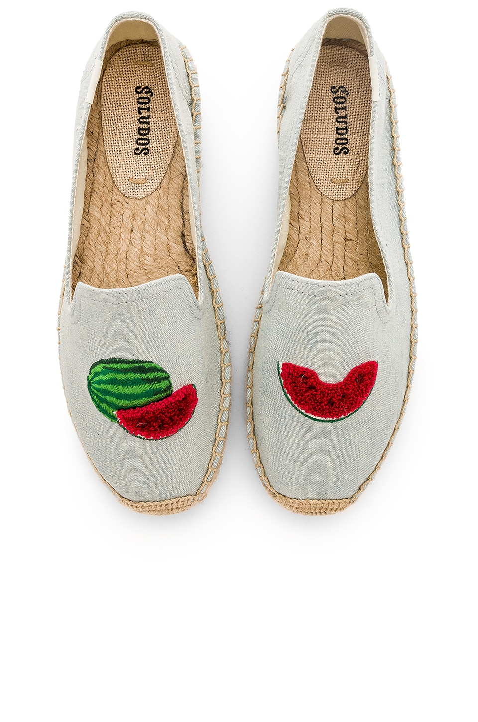 Watermelons Smoking Slipper