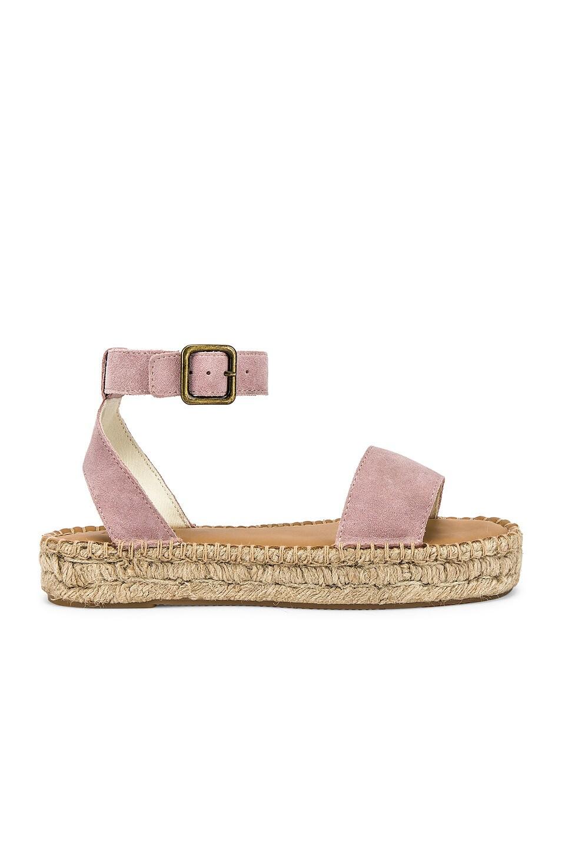 Soludos Cadiz Sandal in Peony