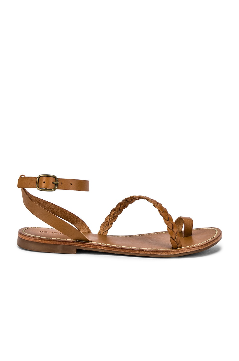 Soludos Madrid Sandal in Nude
