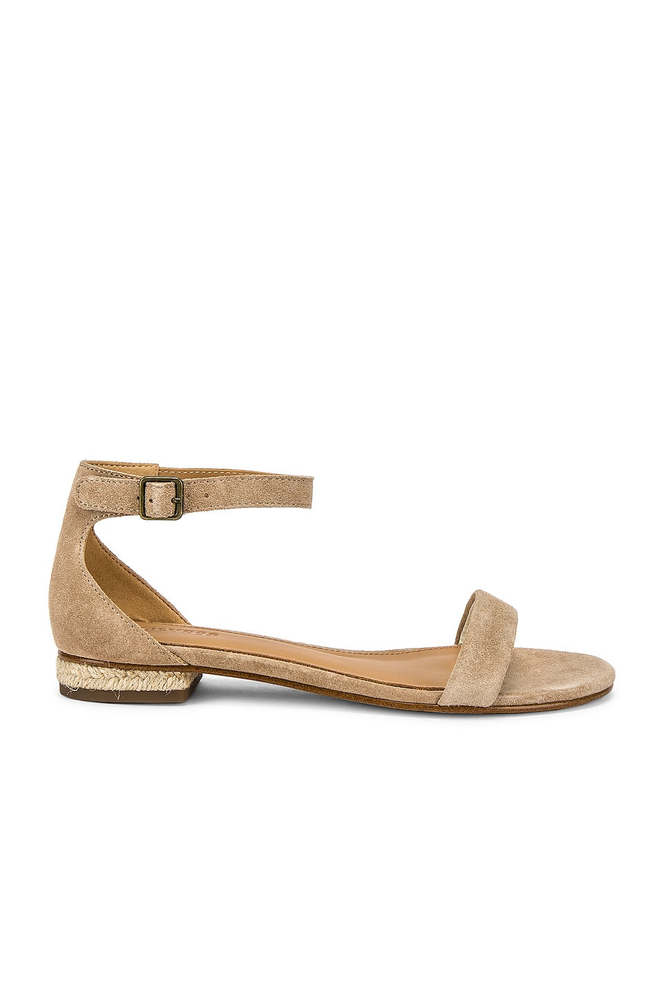 Soludos Capri Sandal in Blush