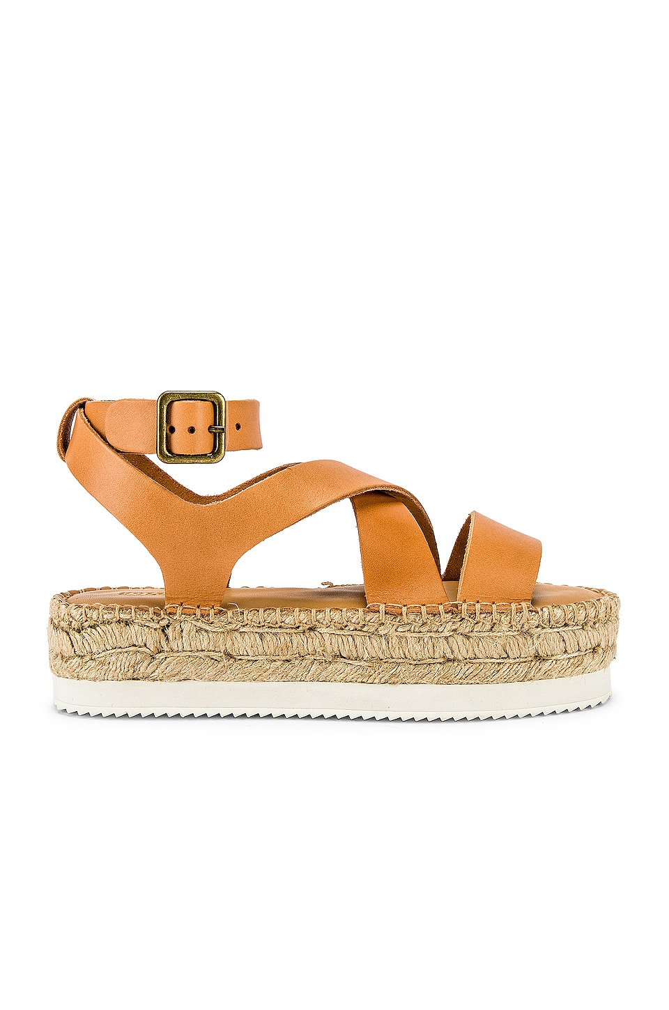 Soludos Olympia Espadrille Sandal in Tan