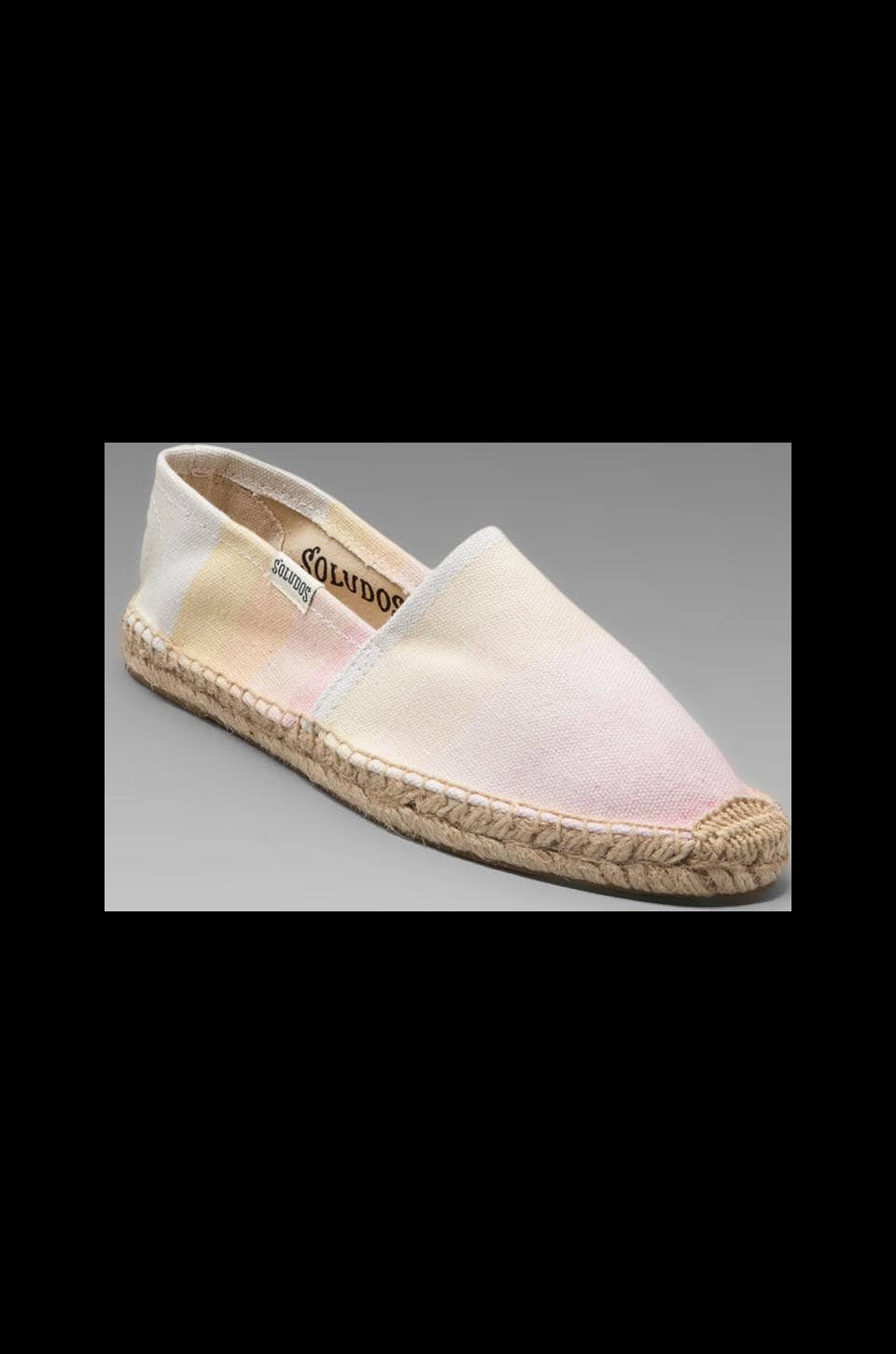 Soludos Ombre Flat in Summer