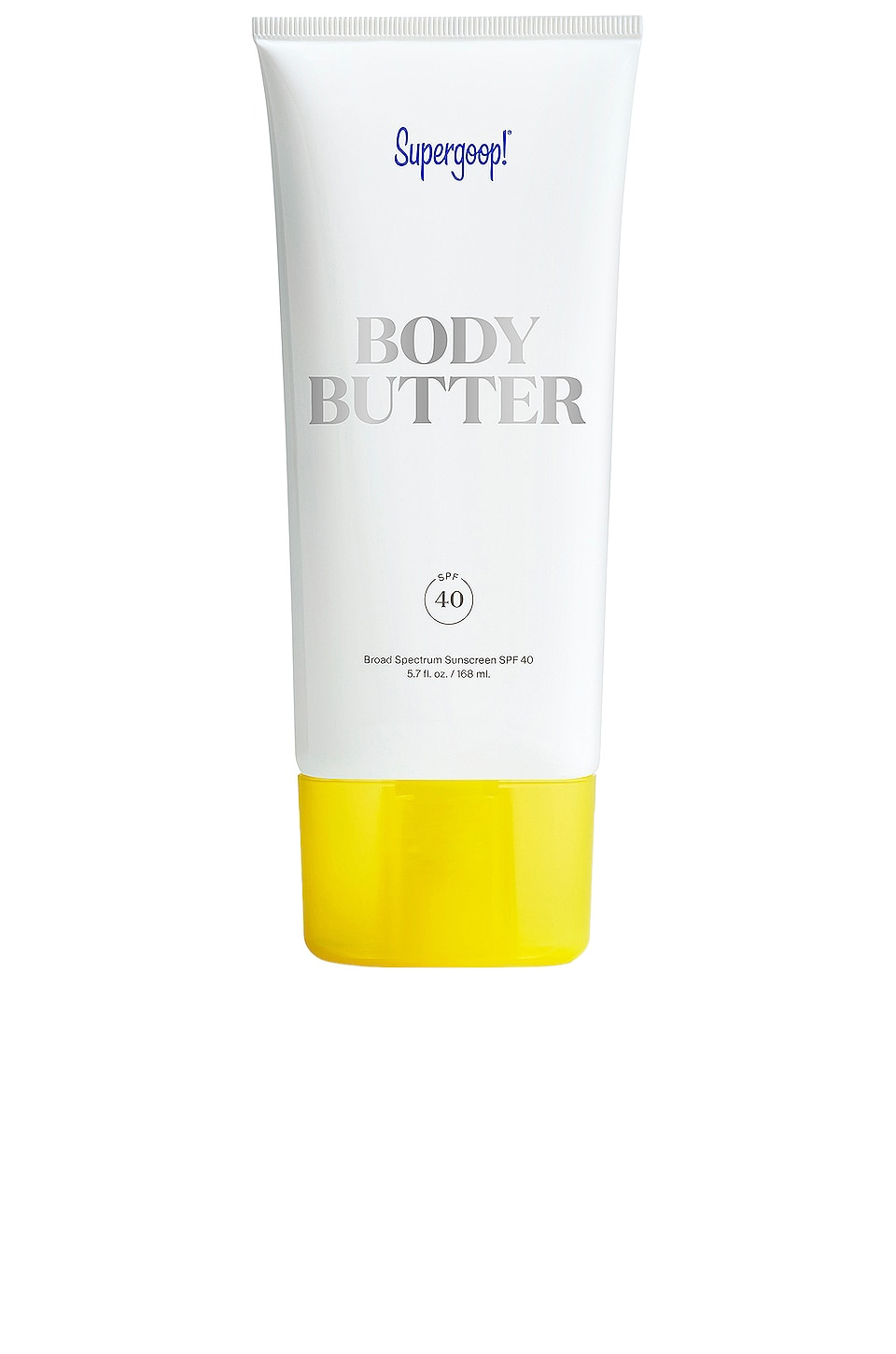 Supergoop! Forever Young Body Butter SPF 40 5.7 oz
