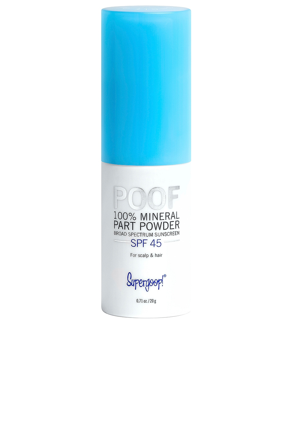 Supergoop! Poof 100% Mineral Part Powder SPF 45