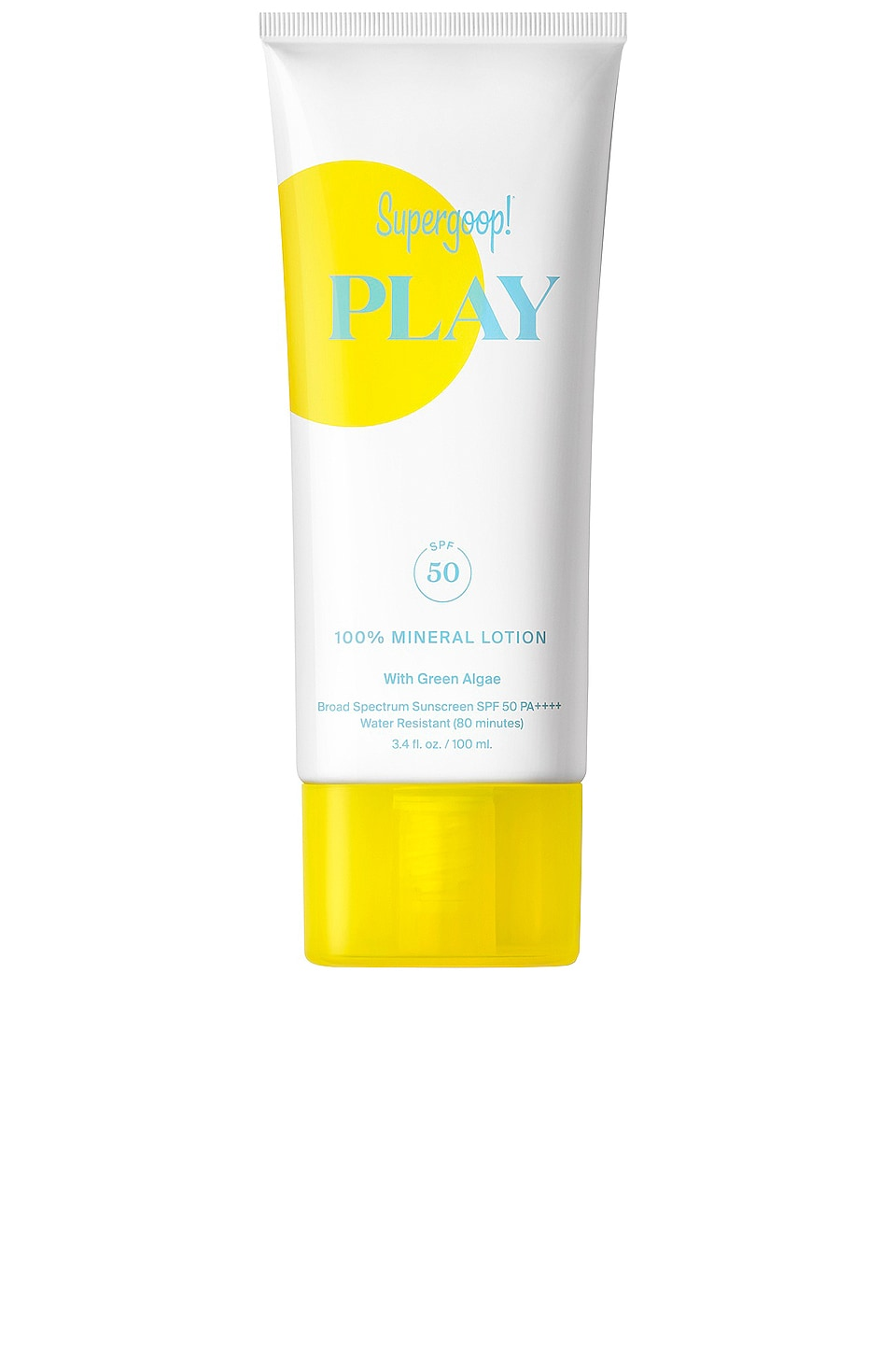 Supergoop! Play 100% Mineral Lotion SPF 50