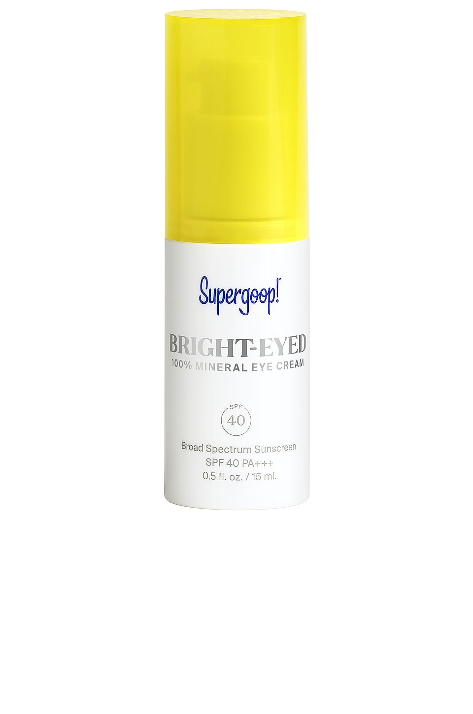 Supergoop! Bright-Eyed SPF 40