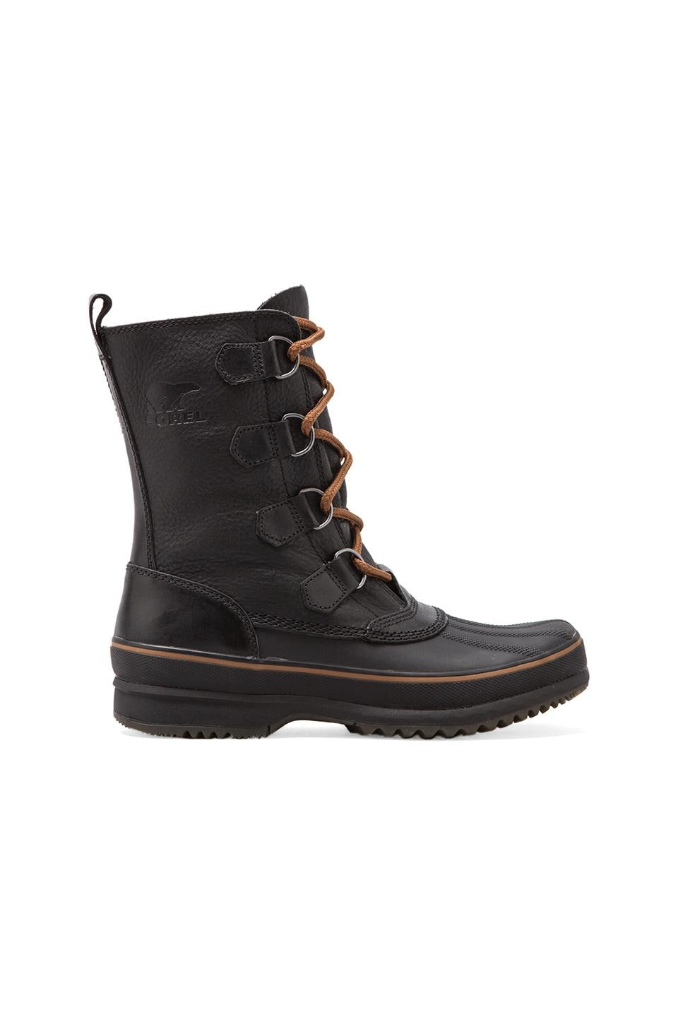 Sorel Kitchener Caribou in Black/ Grizzly Bear