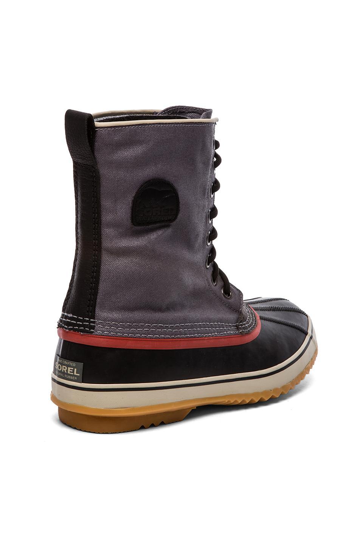 Sorel 1964 Premium T CVS in Charcoal/Black