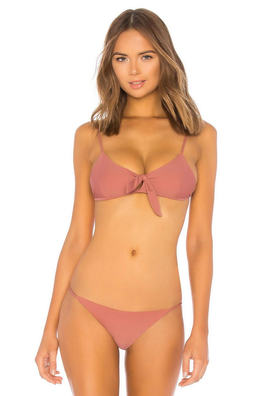 Storm Barbados Bikini Top in Canyon Rose