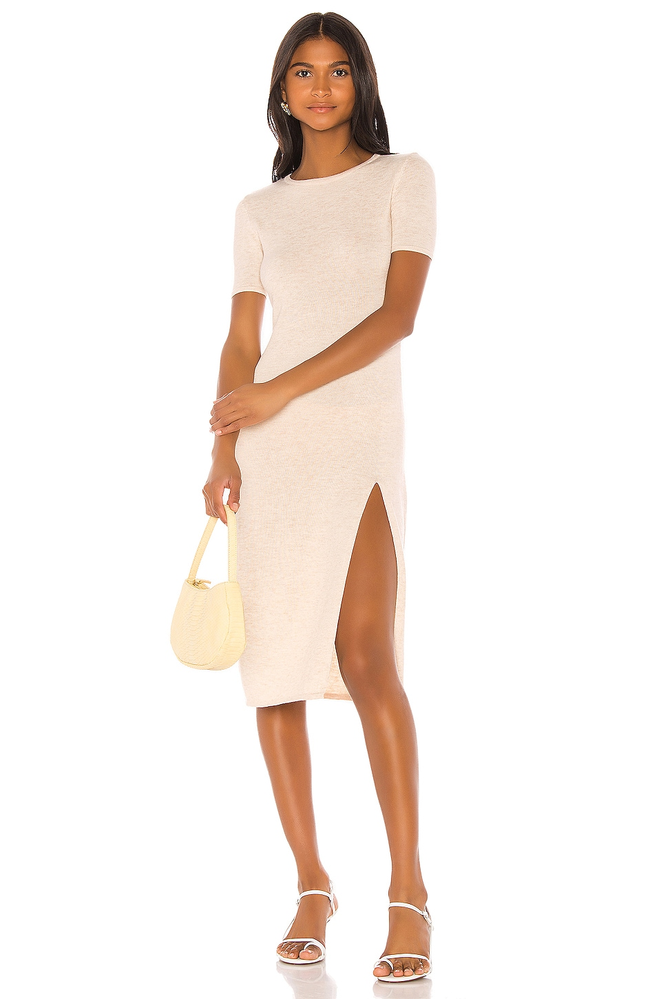 Song of Style Night Air Dress in Neutral