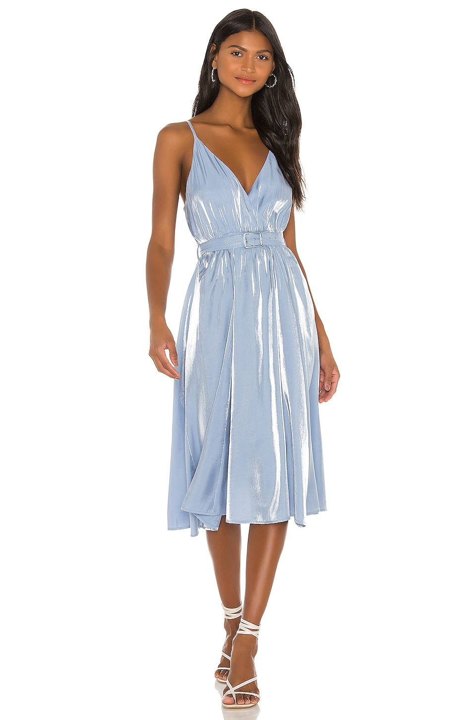 Song of Style ROBE MI-LONGUE CYRUS