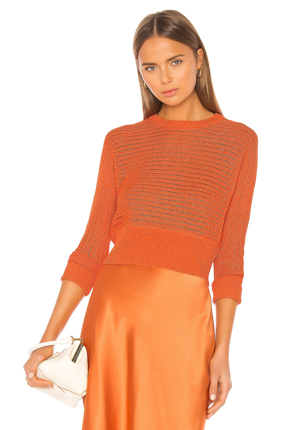 Song of Style Salma Sweater in Citrus