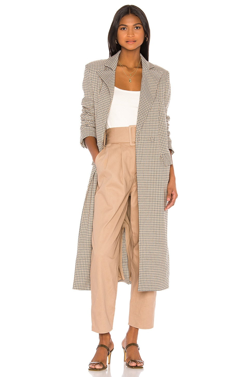Song of Style MANTEAU BUFFY