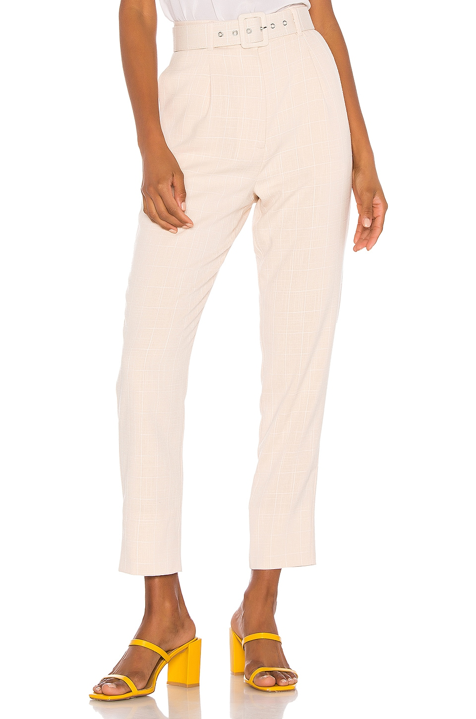 Song of Style PANTALON TAILLE HAUTE LANE