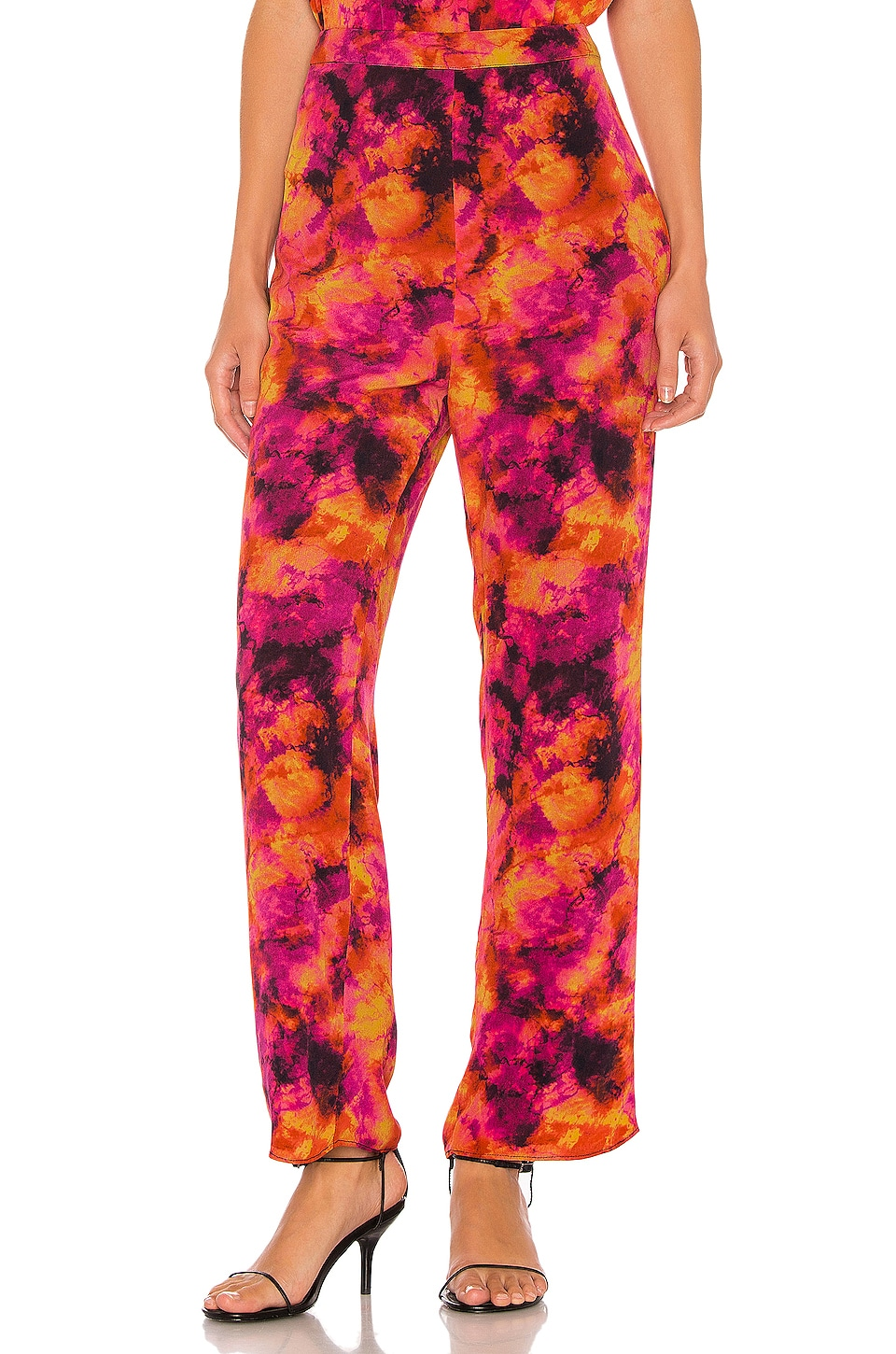 Song of Style Cora Pant in Sunburst Multi