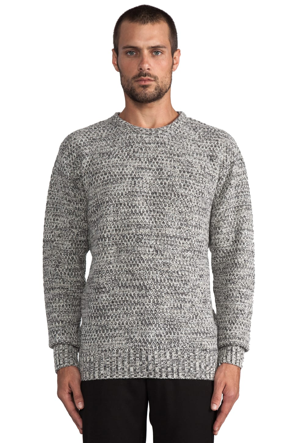 Soulland Ricketts Honeycomb Kint en Gris
