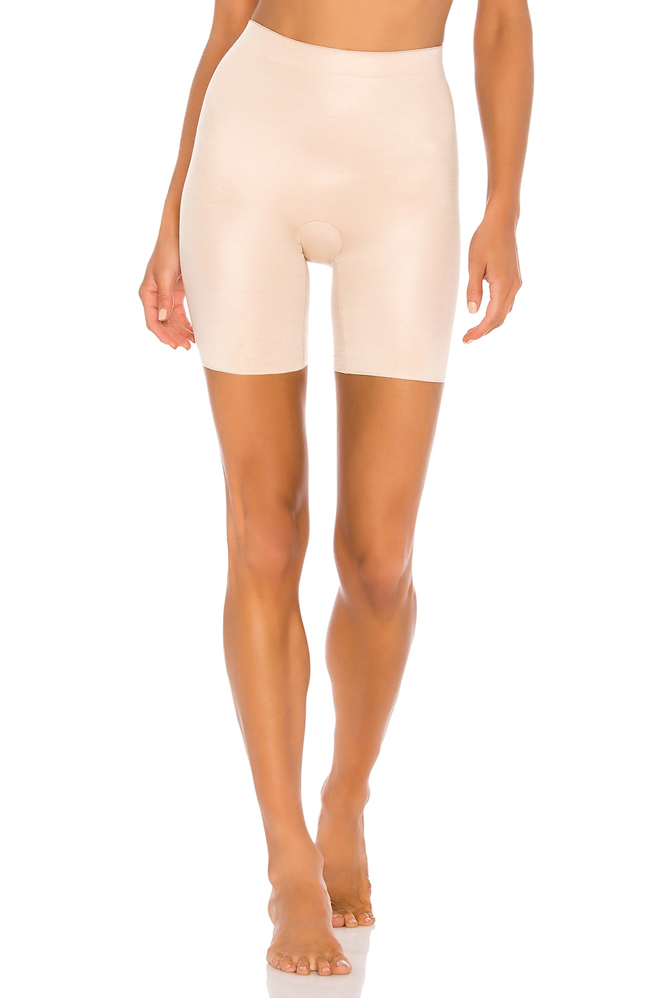 SPANX Suit Your Fancy Booty Booster Short in Natural Glam
