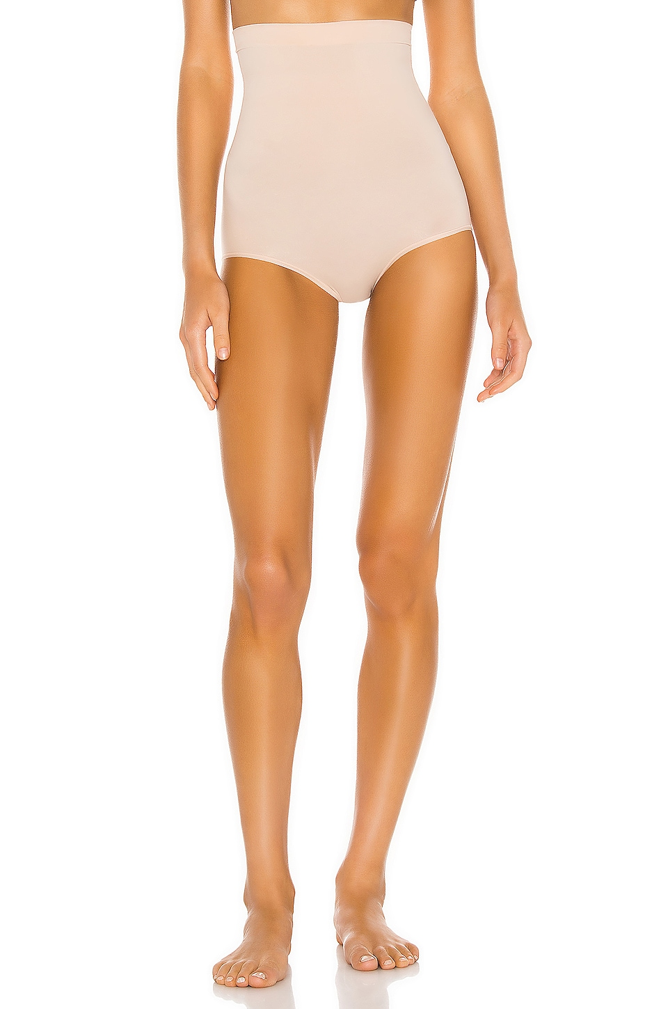 SPANX Higher Power Brief in Soft Nude