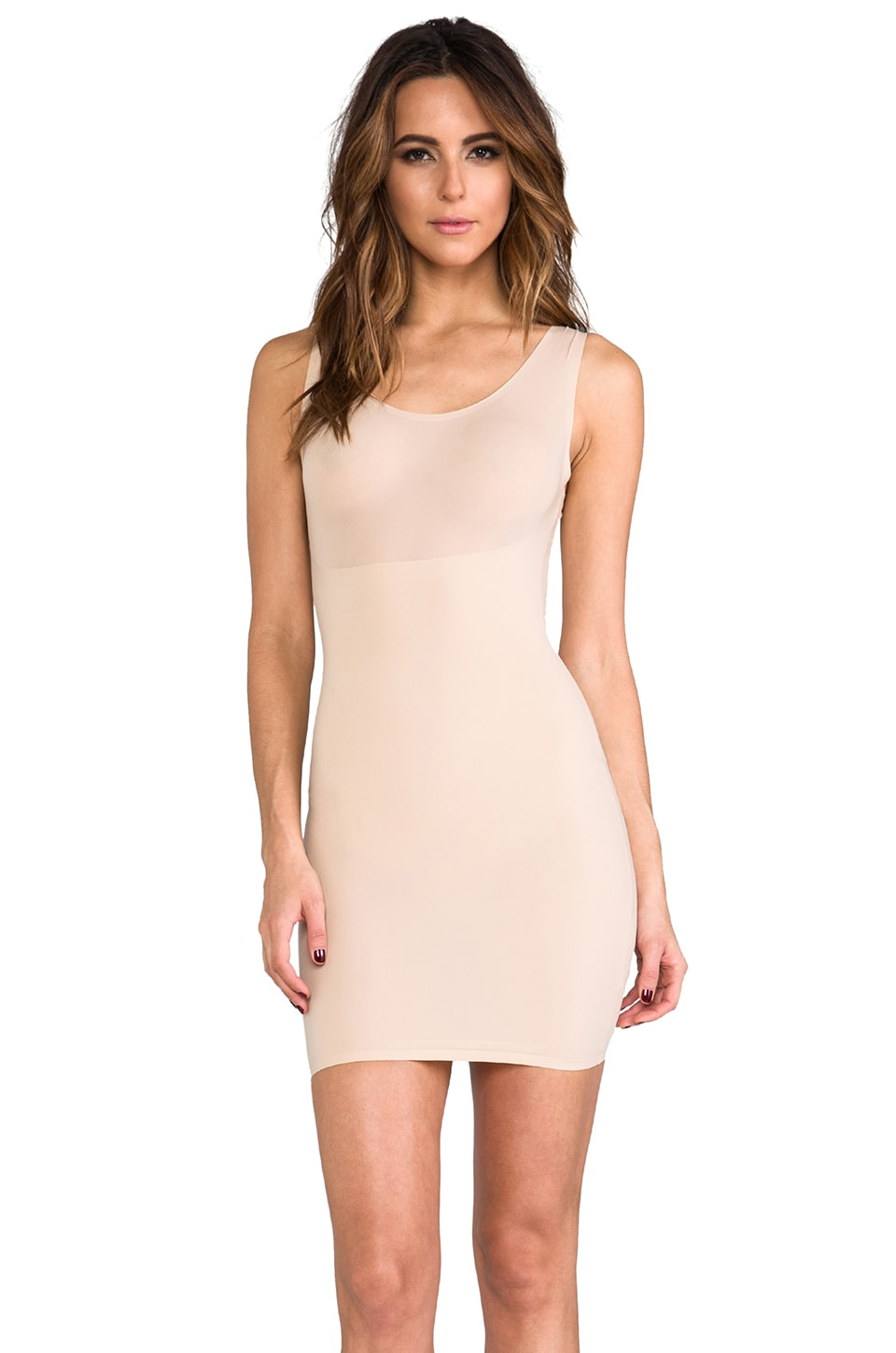 SPANX Tank Full Slip in Natural
