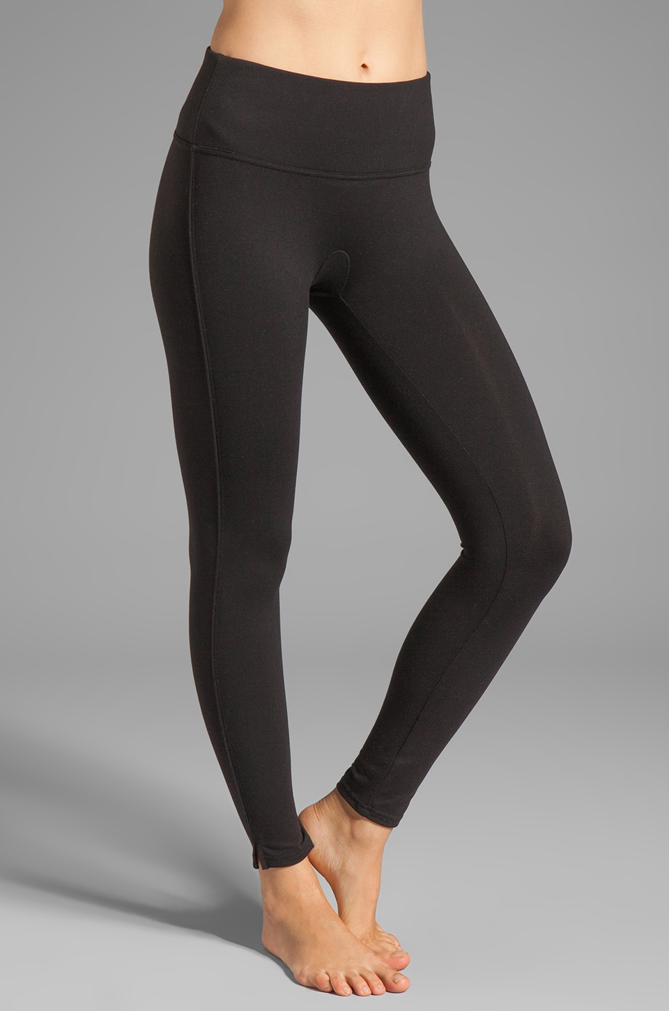 SPANX Structured Legging in Black