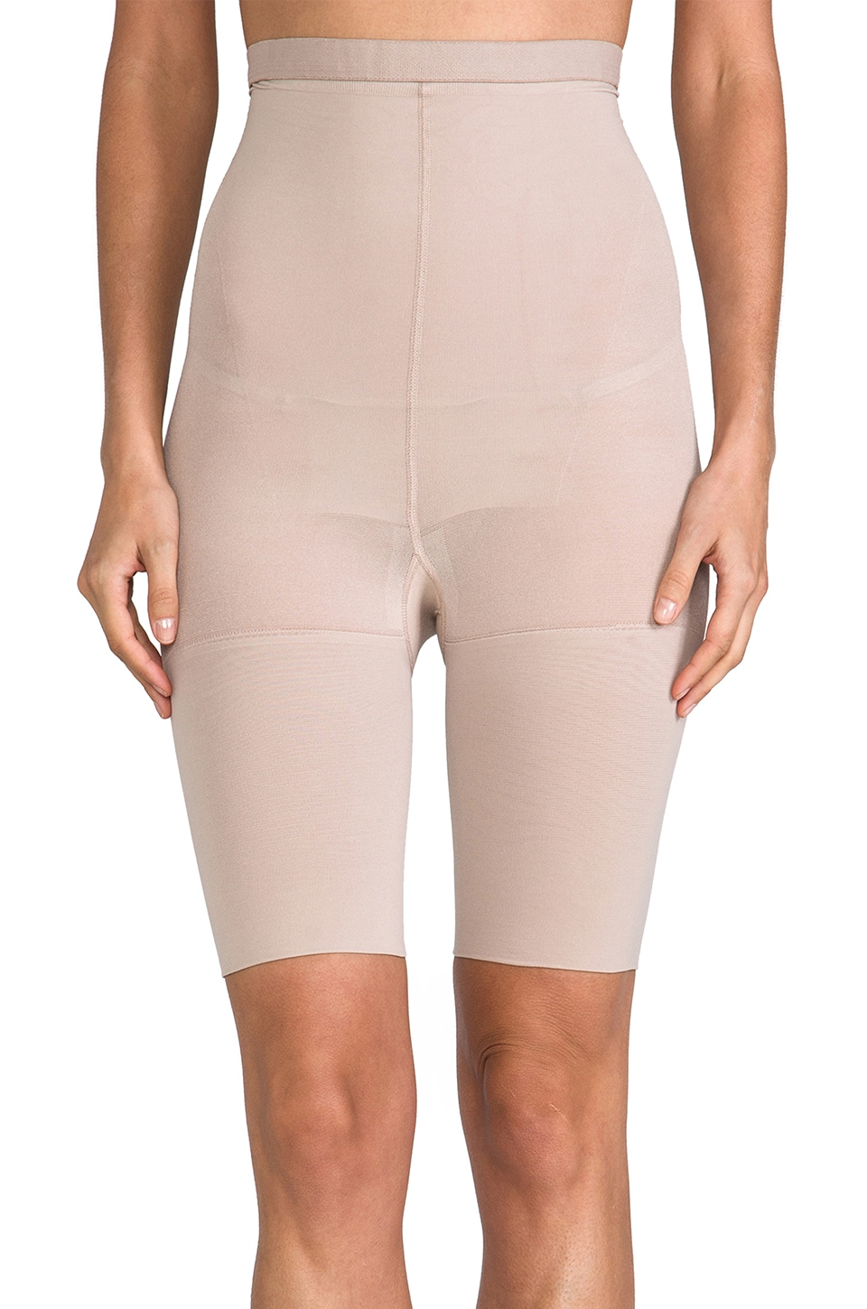 SPANX New & Slimproved Higher Power Short in Barest
