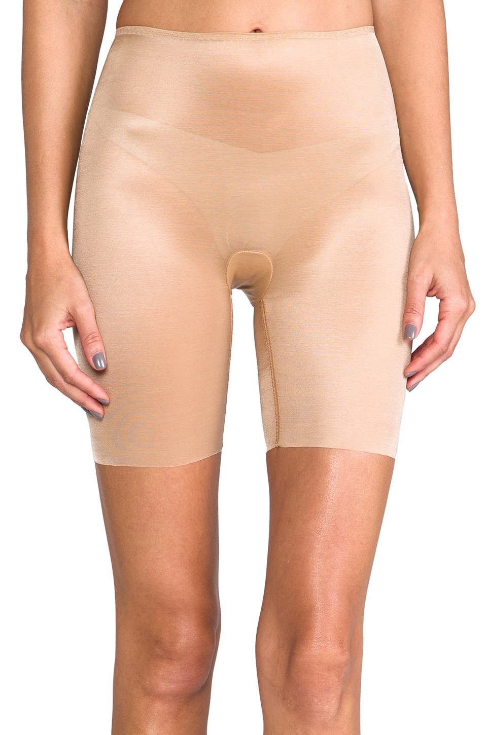 SPANX Skinny Britches Short in Nude