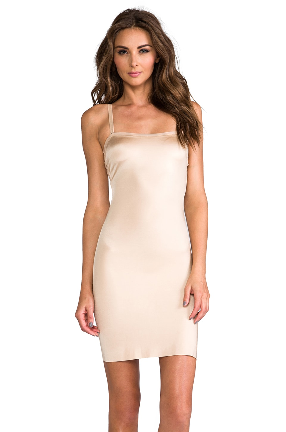 SPANX Slimplicity Convertible Slip in Nude