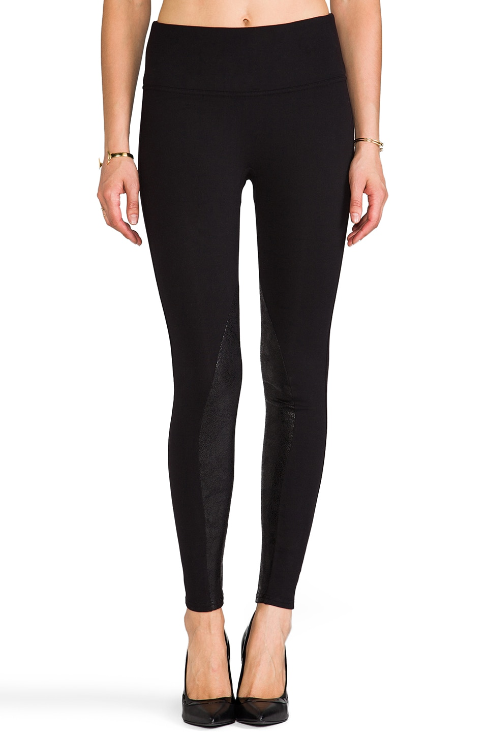 SPANX Ready-To-Wow Riding Legging in Black