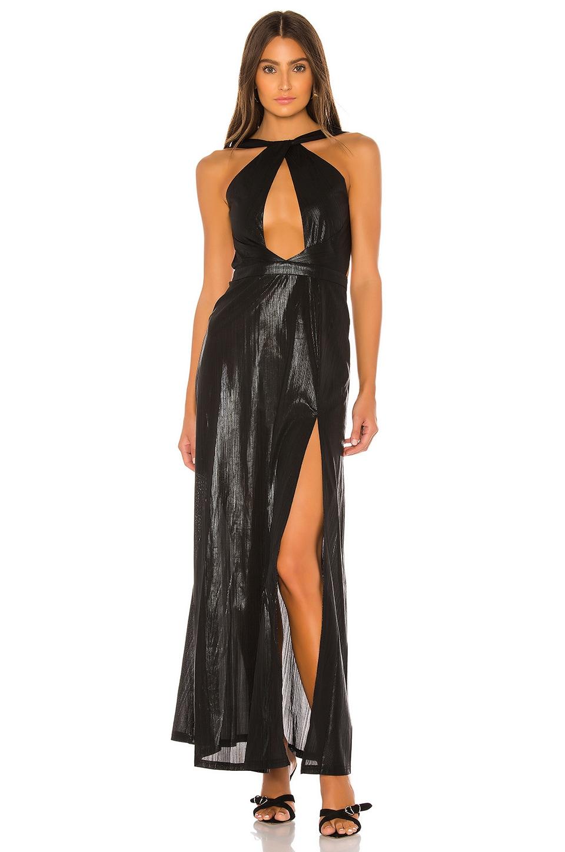 superdown Sookie Maxi Dress in Black