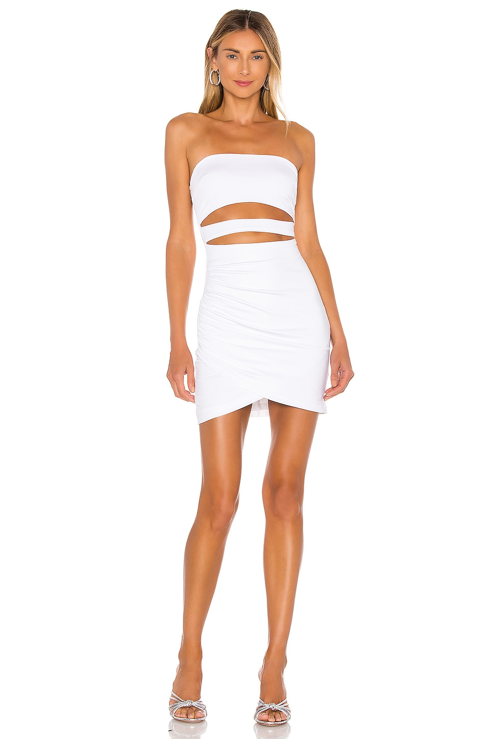 superdown Nara Mini Dress in White