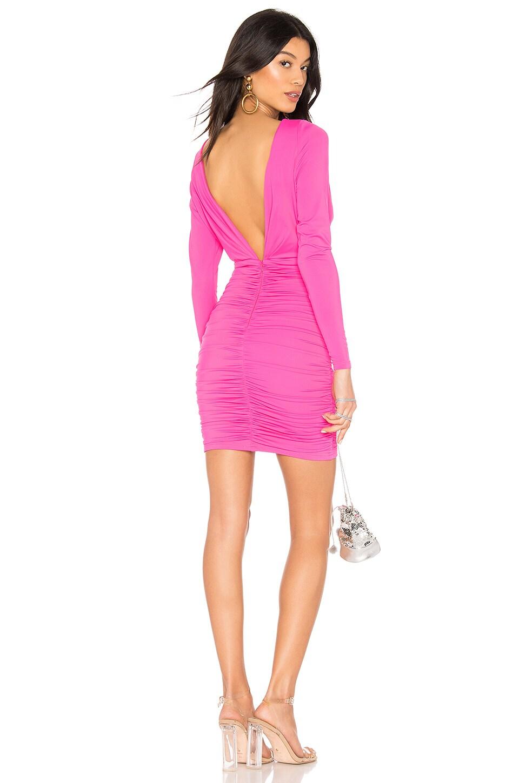 Megara Backless Mini Dress