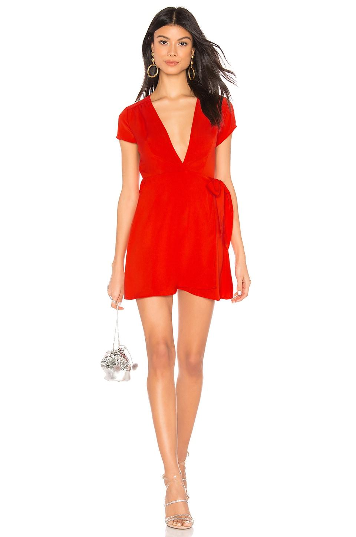 Kaia Wrap Dress