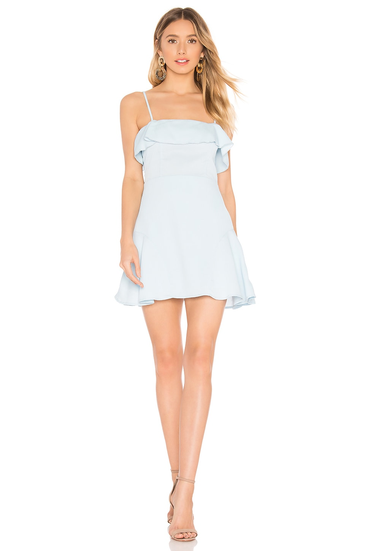 Nicole Fit & Flare Dress