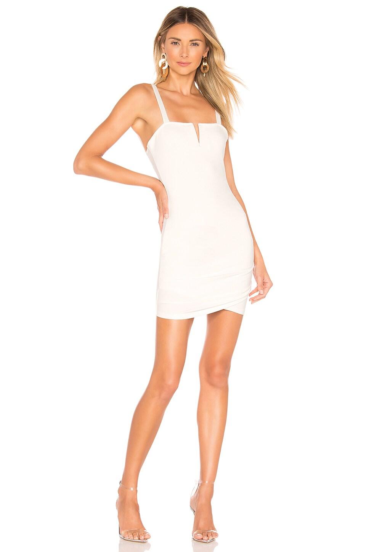 Alma V Wire Mini Dress