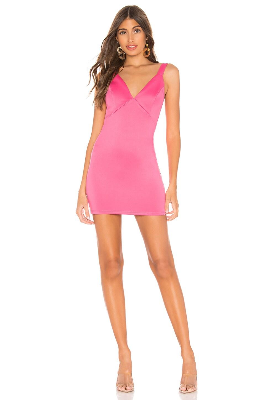 superdown Kelly Mini Dress in Pink