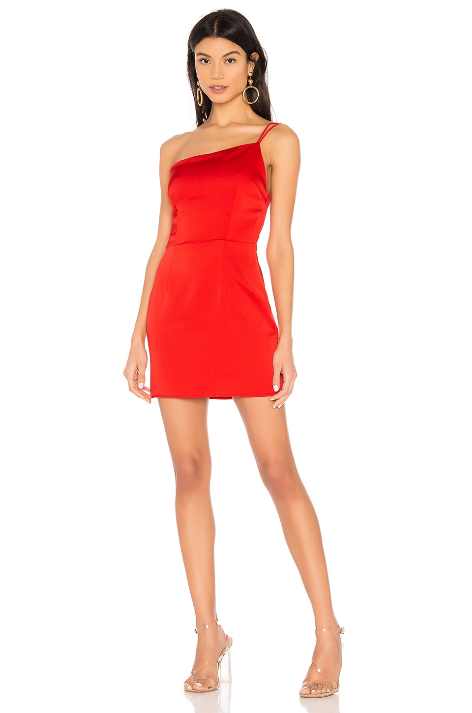 Rubi One Shoulder Dress