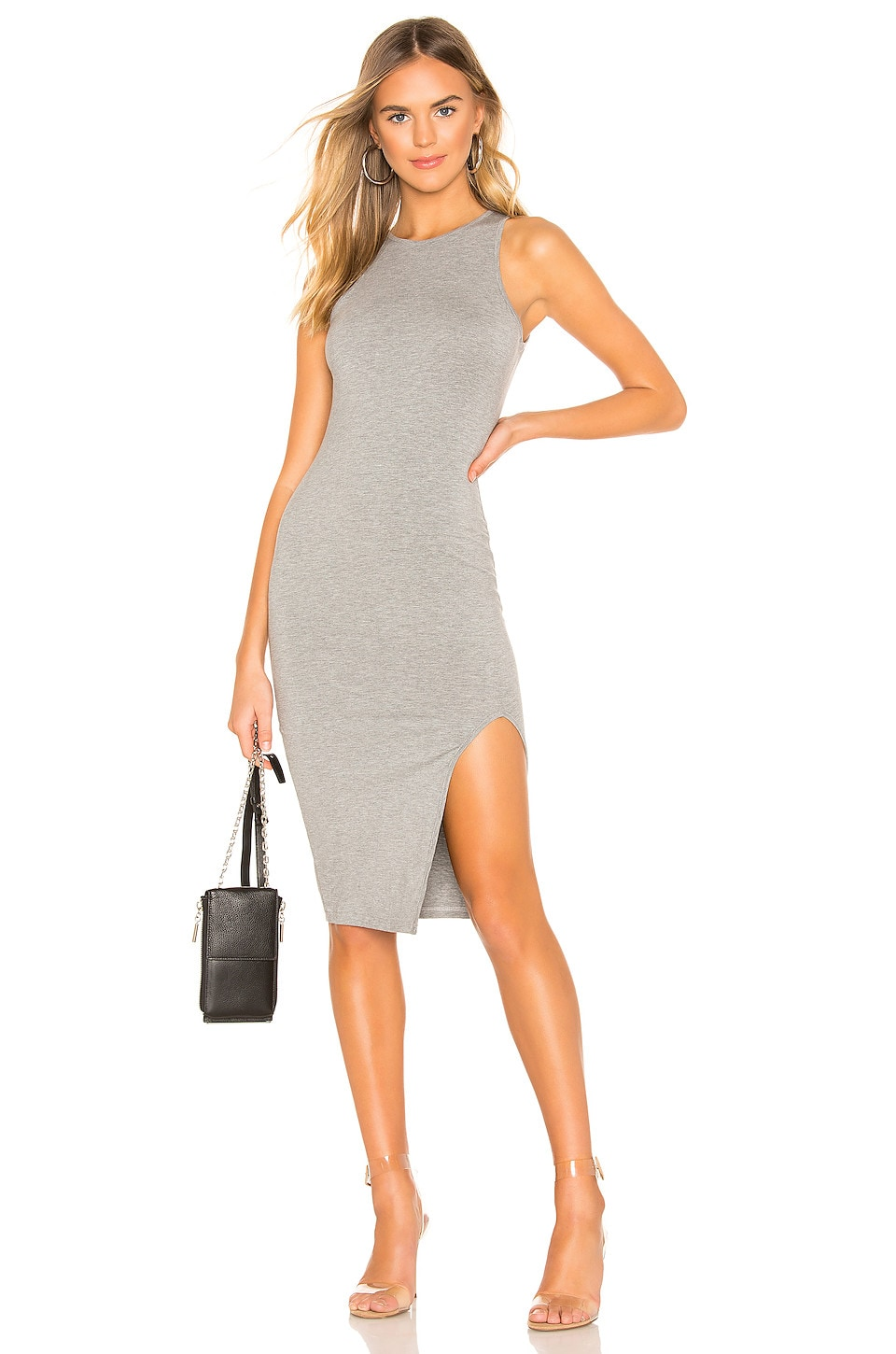 superdown VESTIDO MIDI CHANSE