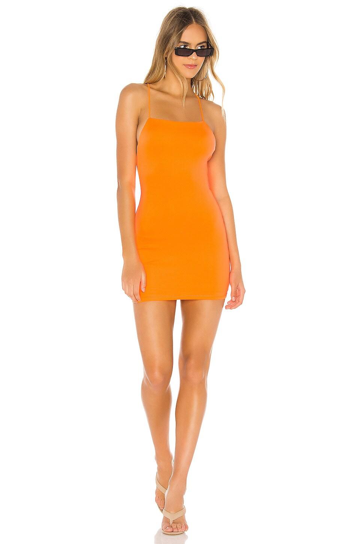 superdown Darrah Cami Dress in Neon Orange