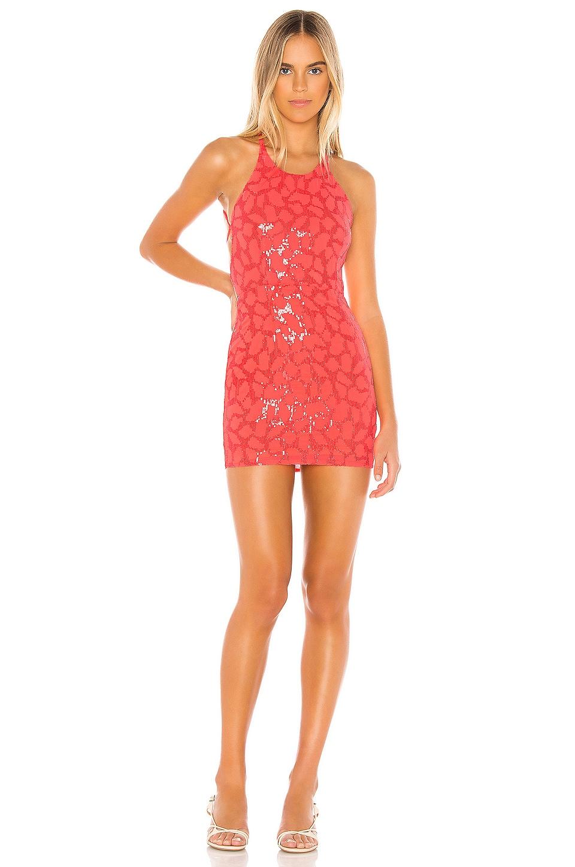 Superdown Scarlett Mini Dress In Pink Revolve
