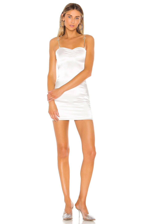 superdown Tabitha Mini Dress in White