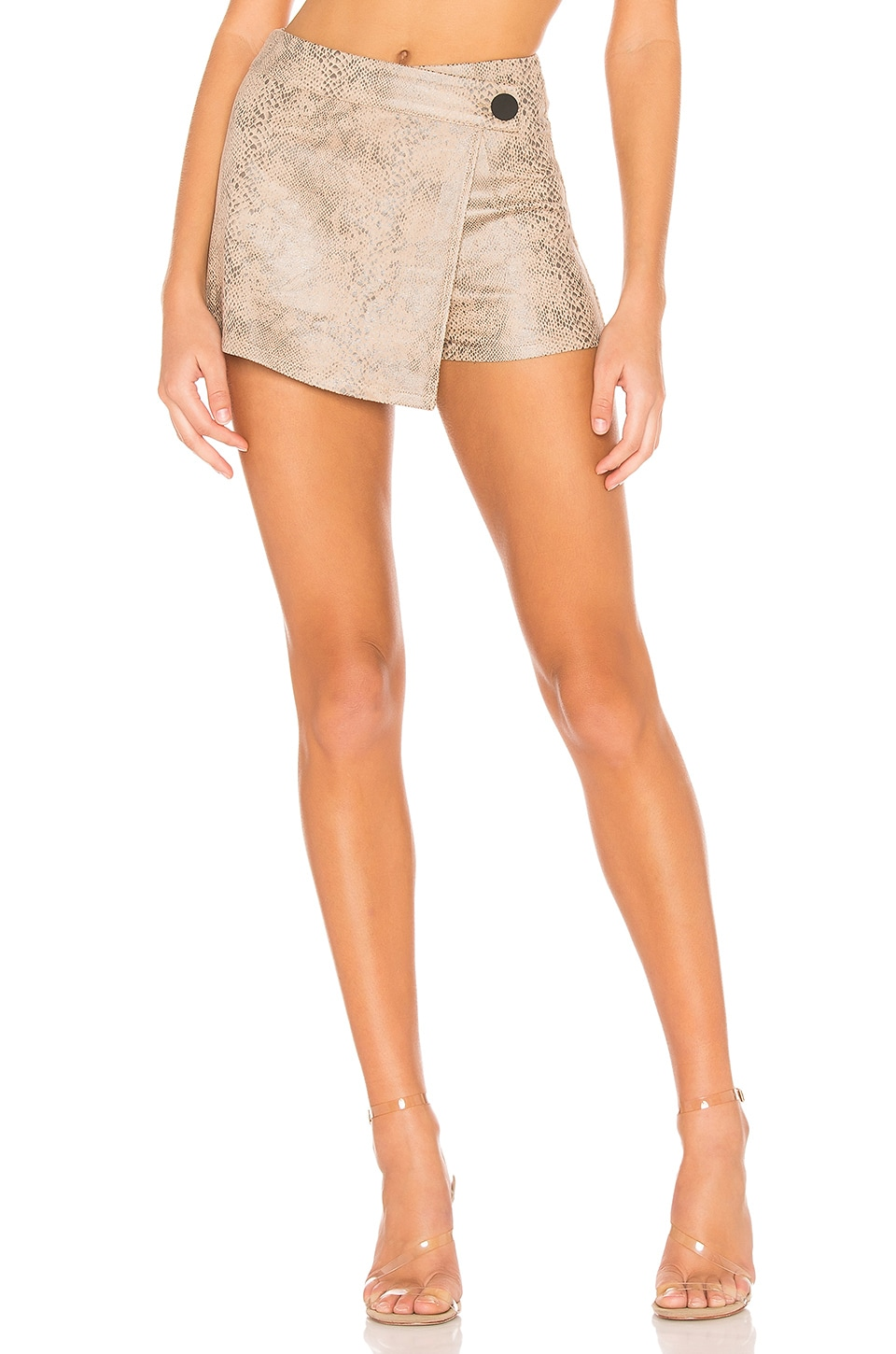 superdown x REVOLVE Haze Skort in Snake Print