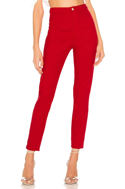superdown Darla Pants in Red