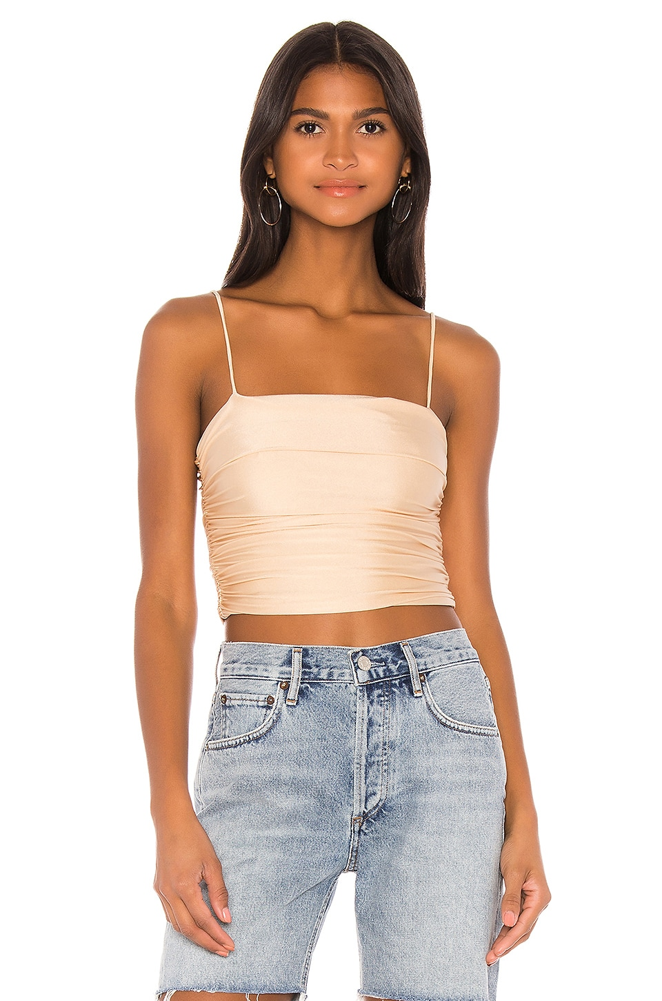 superdown Madison Cami Top in Nude