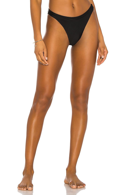 superdown x REVOLVE Mona Bikini Bottom in Black