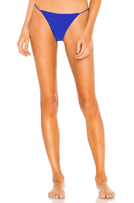 superdown Anora Bikini Bottom in Cobalt