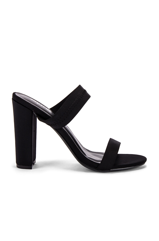 superdown Deanna Heel in Black